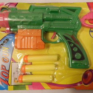 pistol ventuze flashing